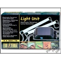 ExoTerra Light Unit Gloma 2x30W T8